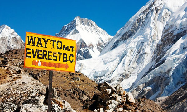 gokyo chola pass everest base camp wandern