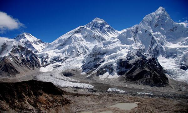 everest berg