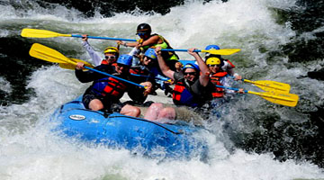 rafting tours in nepal