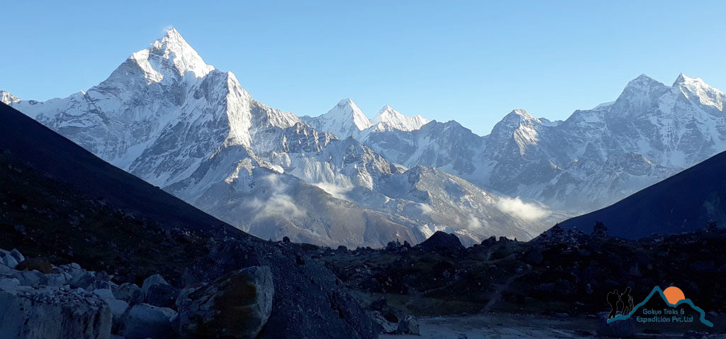 mount everest basislager wandern