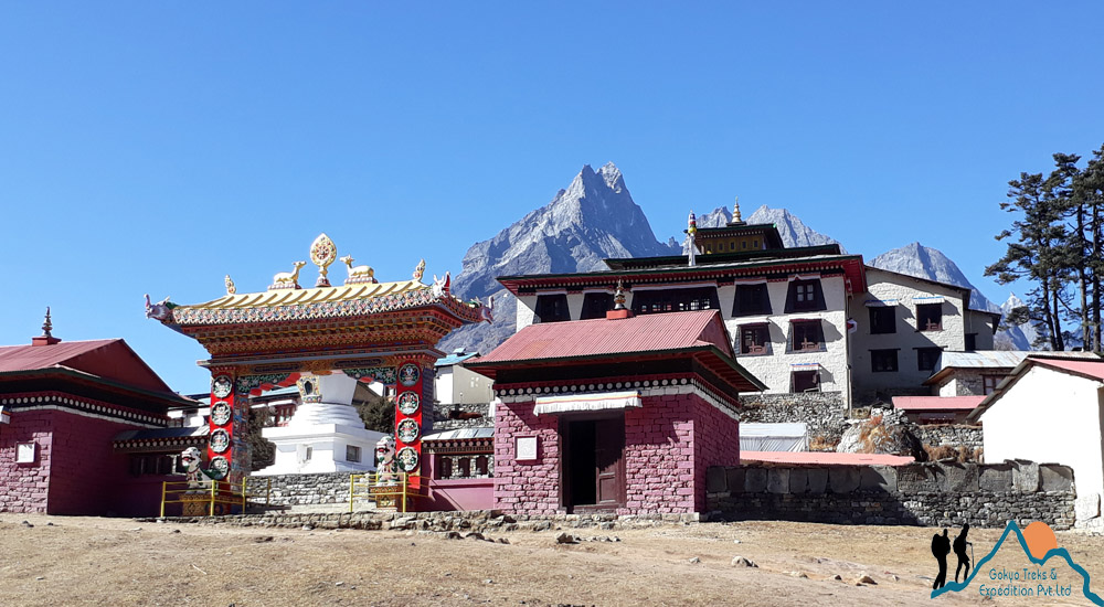 tengboche kloster
